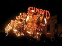 Velika Britanija: Bridgwater Guy Fawkes Carnival