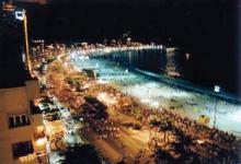 Praznovanje novega leta v Braziliji