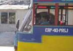 Nevarni avtobusi v Limi
