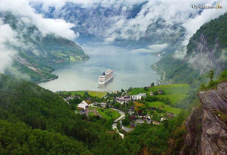 Skrivnostna Norveška