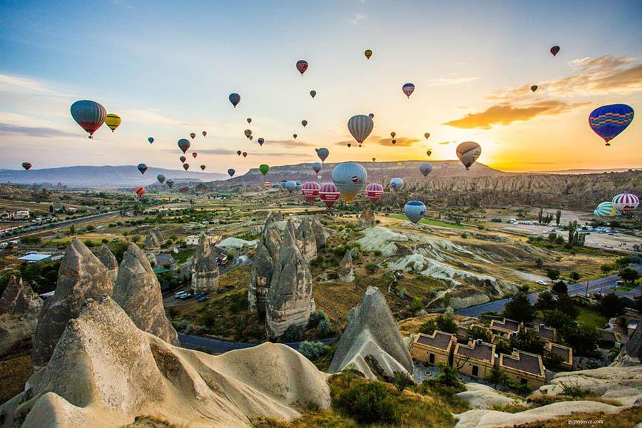 cappadocia-hot-air-balloons