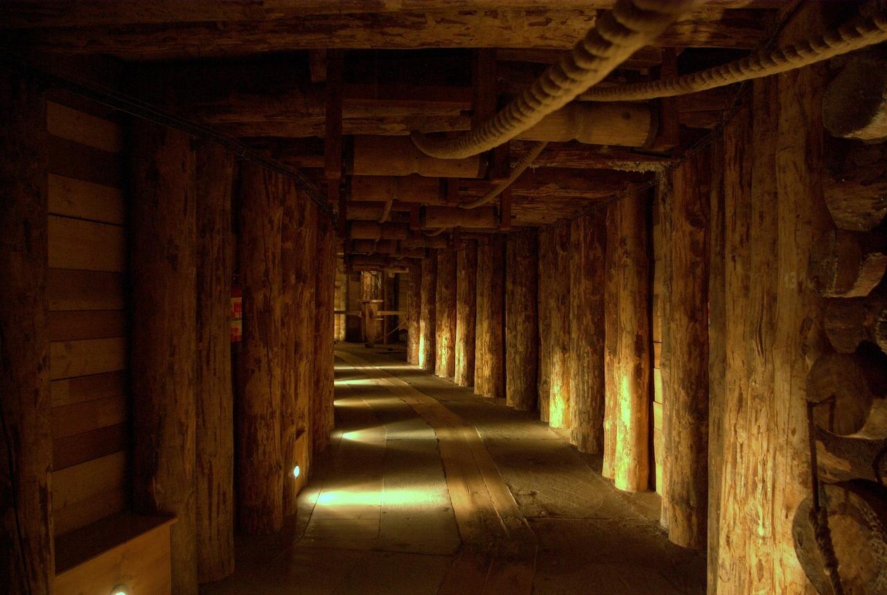 Wieliczka – pravljični rudnik soli