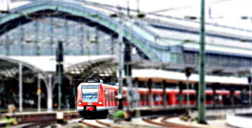 Magičnost železniških postaj