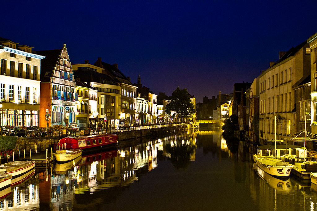 Slikoviti Bruges