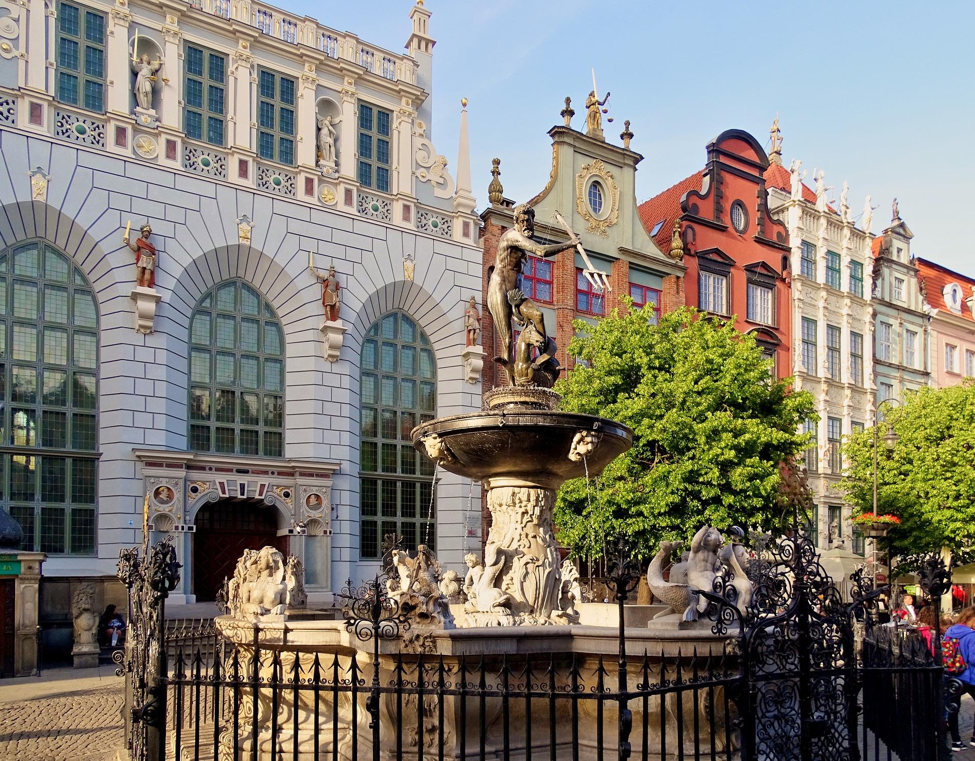 Gdańsk – biser ob Baltiku