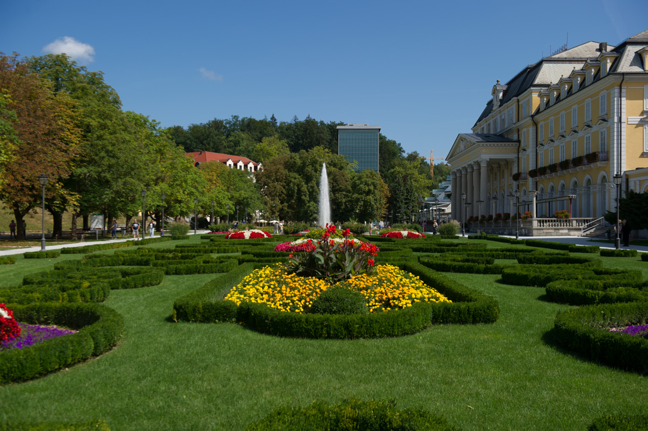 Rogaška Slatina –  majhen, a edinstven kraj na vzhodu Slovenije