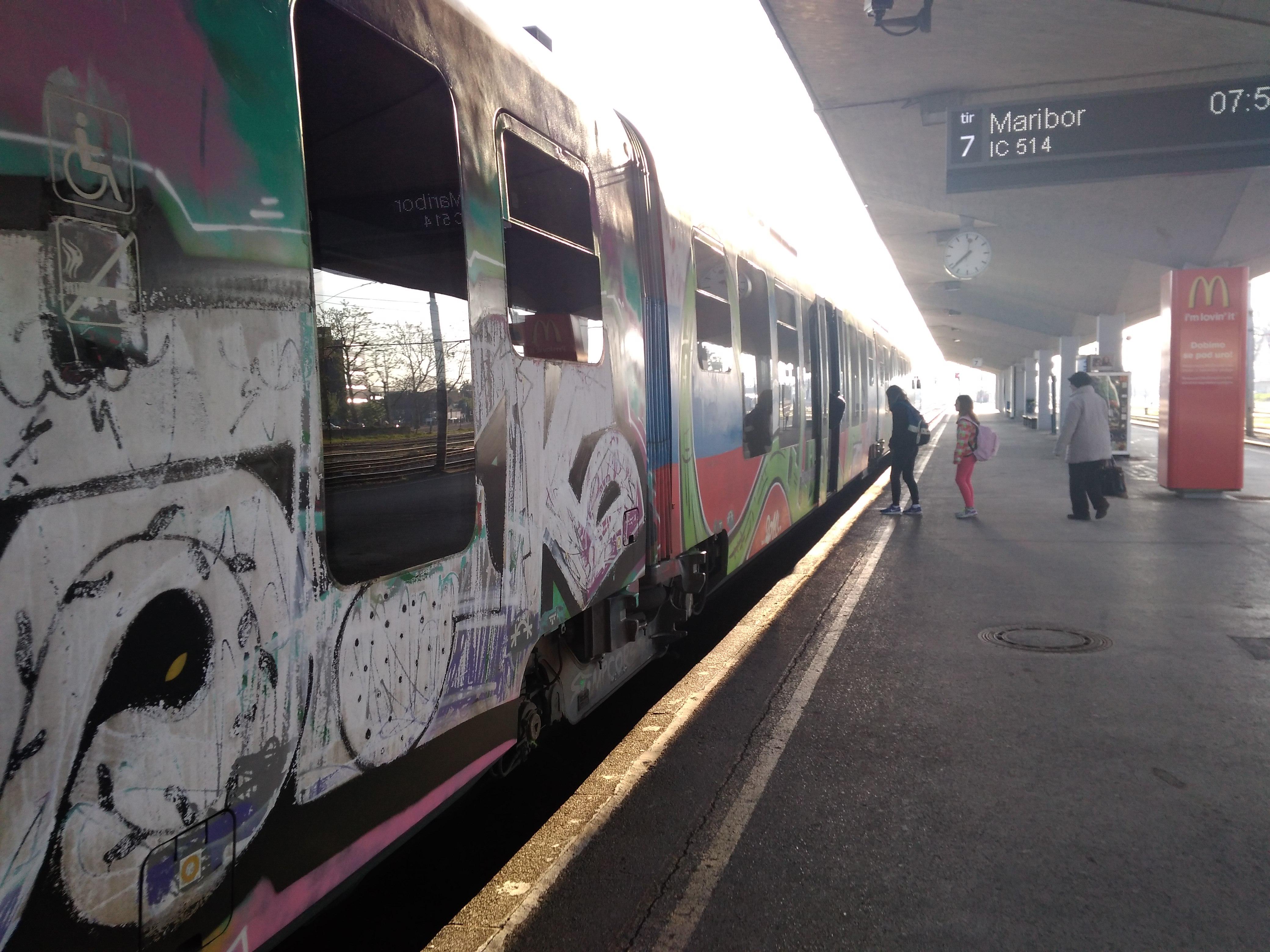 IZLET. Z vlakom v Terme Olimia
