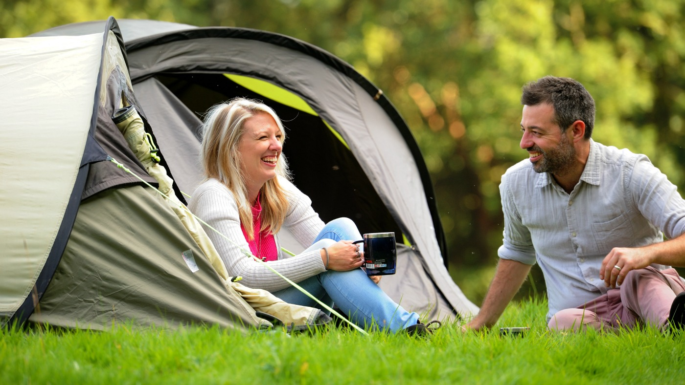 To poletje izkusite vse čare kampiranja v naravi