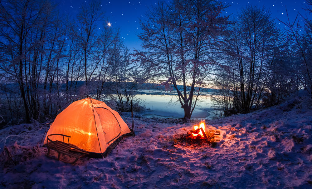 Kaj potrebujemo za kampiranje?