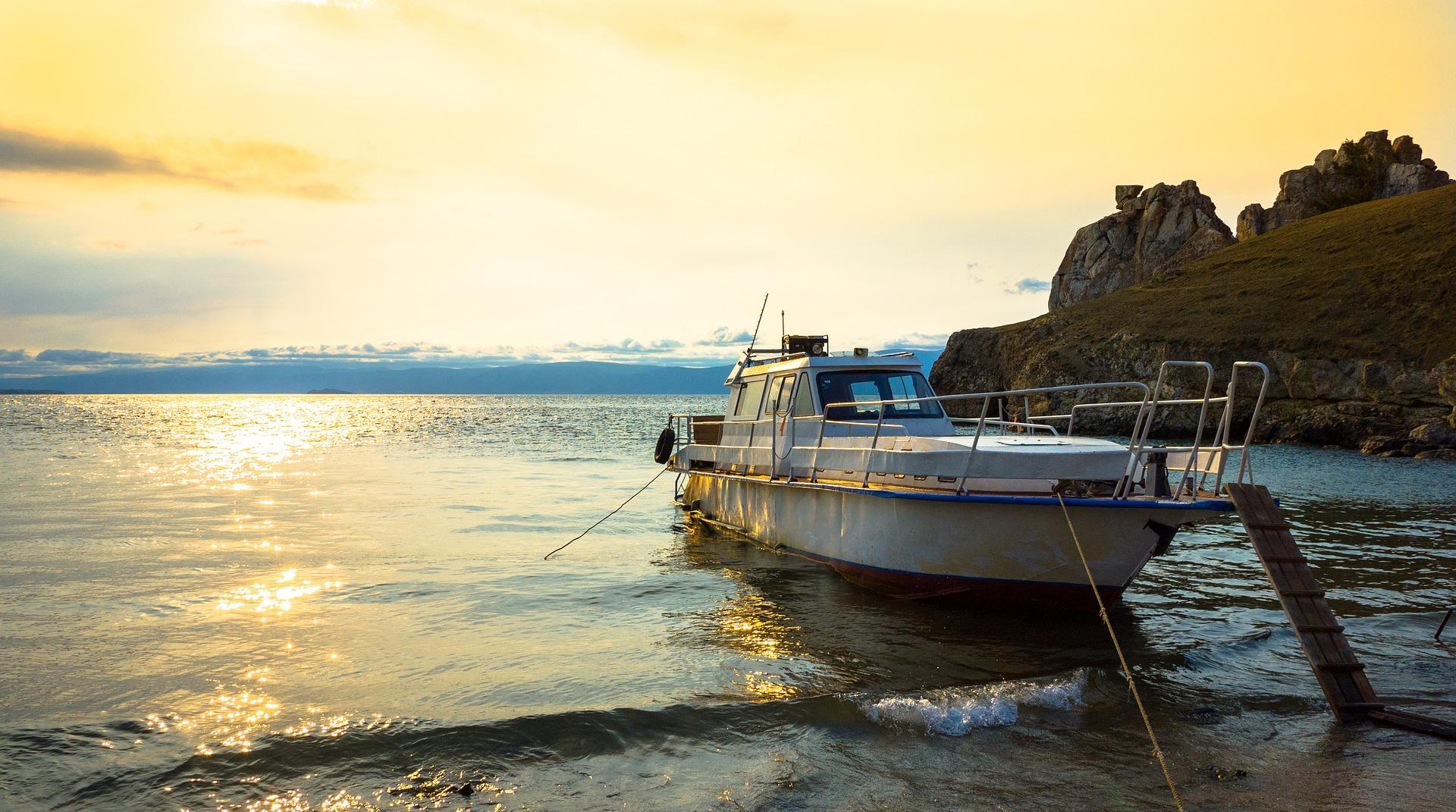 Bajkalsko jezero – najglobje na svetu
