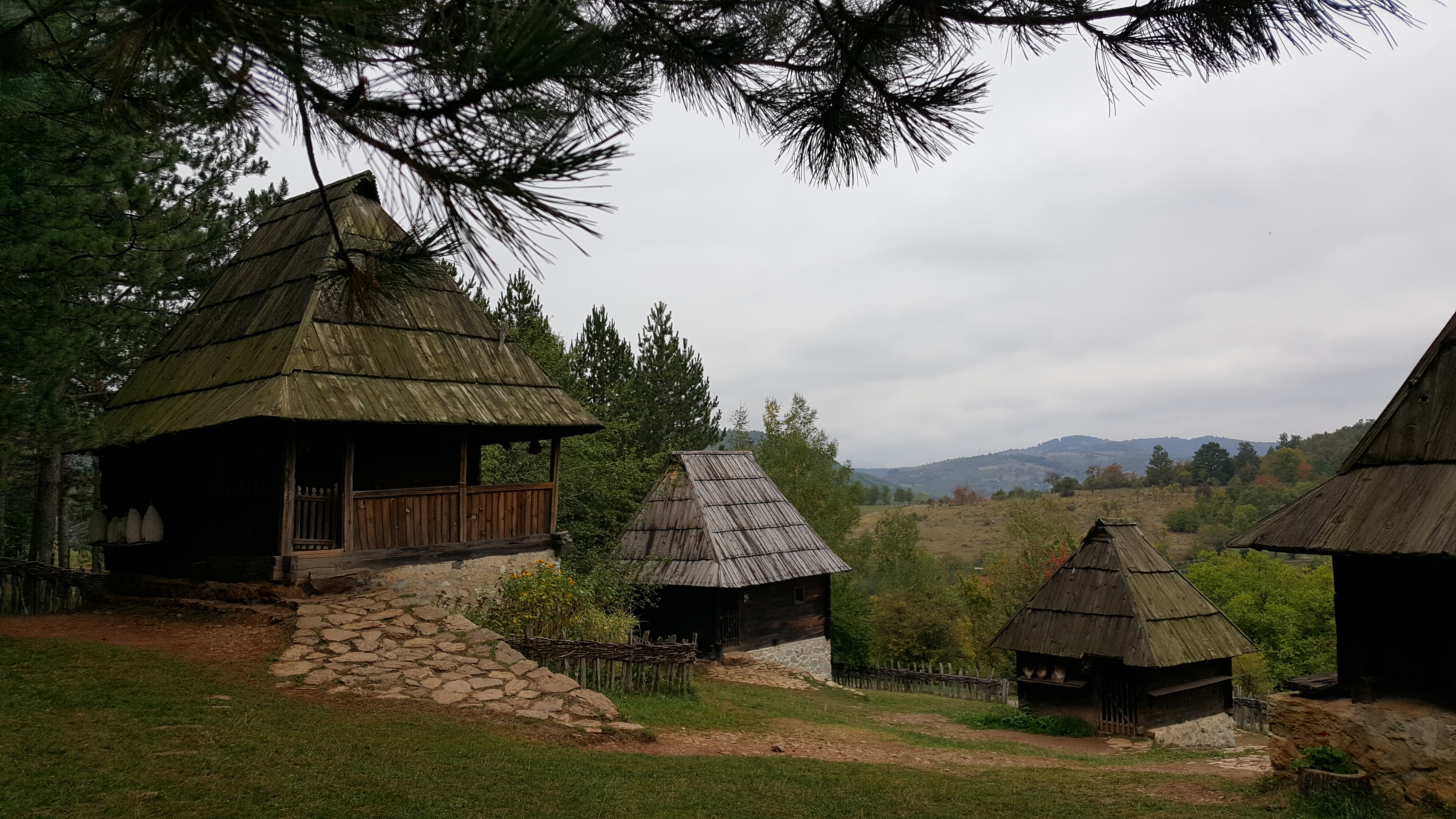 """Muzej na prostem """"Staro selo"""""""