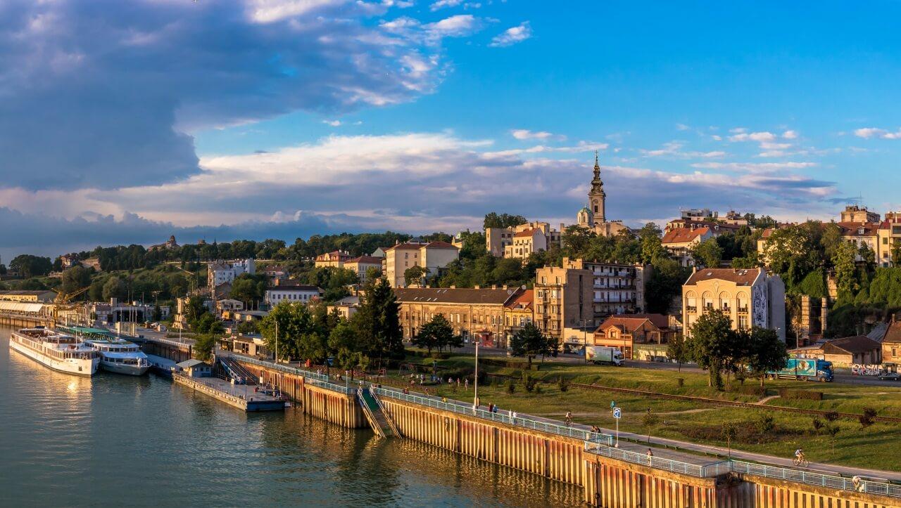 Top 10 znamenitosti v Beogradu