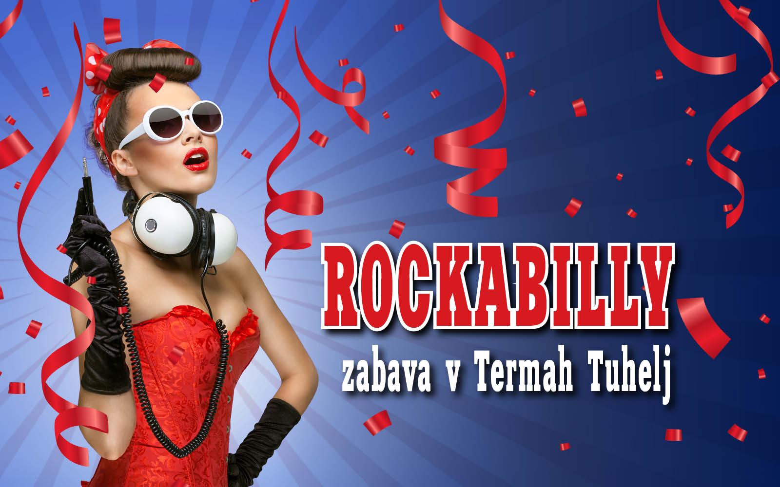Rockabilly silvestovanje v Termah Tuhelj