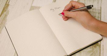 Zapiski moji plani in nacrti